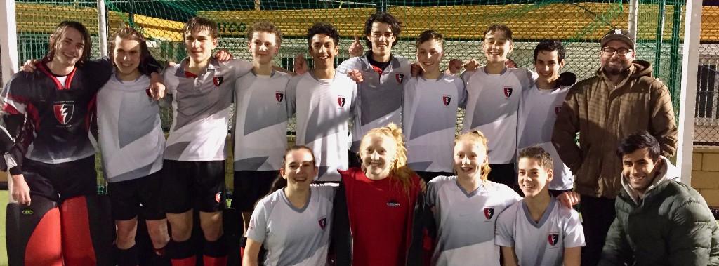 U16 Mixed Shield - Minor Premiers