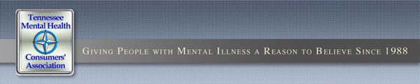 Tennessee Mental Health Consumers' Association Newsletter