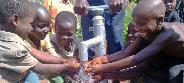 Just a Drop water charity