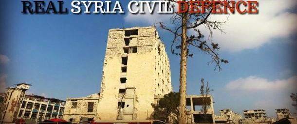 EXCLUSIVITÉ: REAL La protection civile syrienne décrit les «doubles attaques» terroristes et les attaques d'armes chimiques à Alep.
