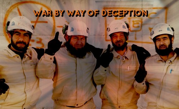 White Helmets - War By Way of Deception