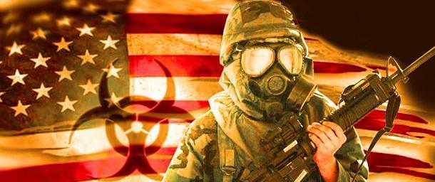 WMD America: à l'intérieur de l'industrie mondiale des armes biologiques du Pentagone