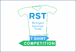 RST T-Shirt Competition Logo