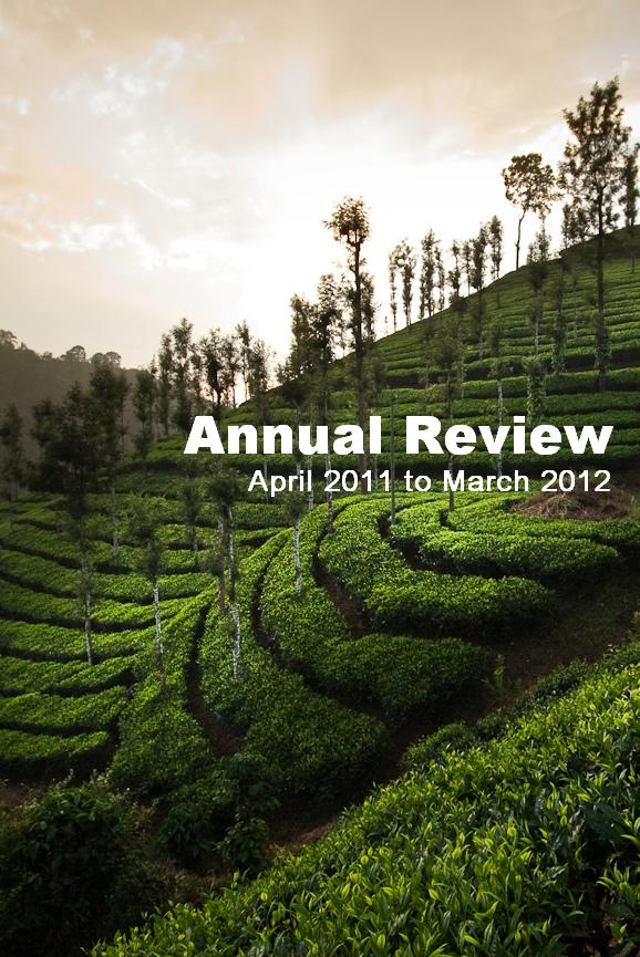 SFTF Annual Review 2012