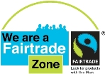 Fairtrade Zone logo
