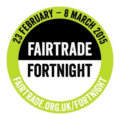 Fairtrade Fortnight 2015 logo