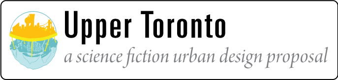 Upper Toronto - logo Sasha Plotnikov