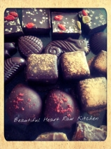 Raw Chocolate, Truffles & Fudge workshop with Aradhana near Bath, 8 February