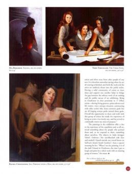 American Art Collector Magazine Article