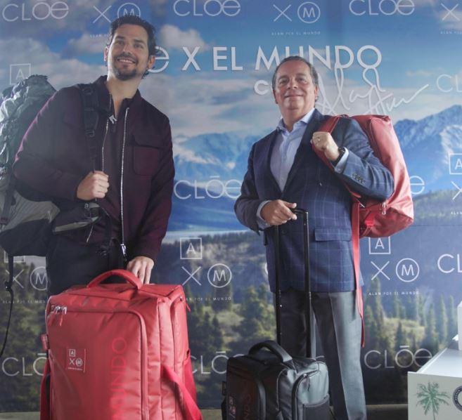 Fotos: Cortesía CLOE / Oe x El Mundo: la colección que todo viajero necesita