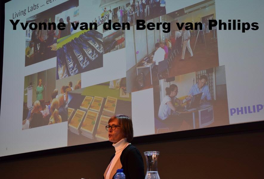 Yvonne van den Berg van Philips