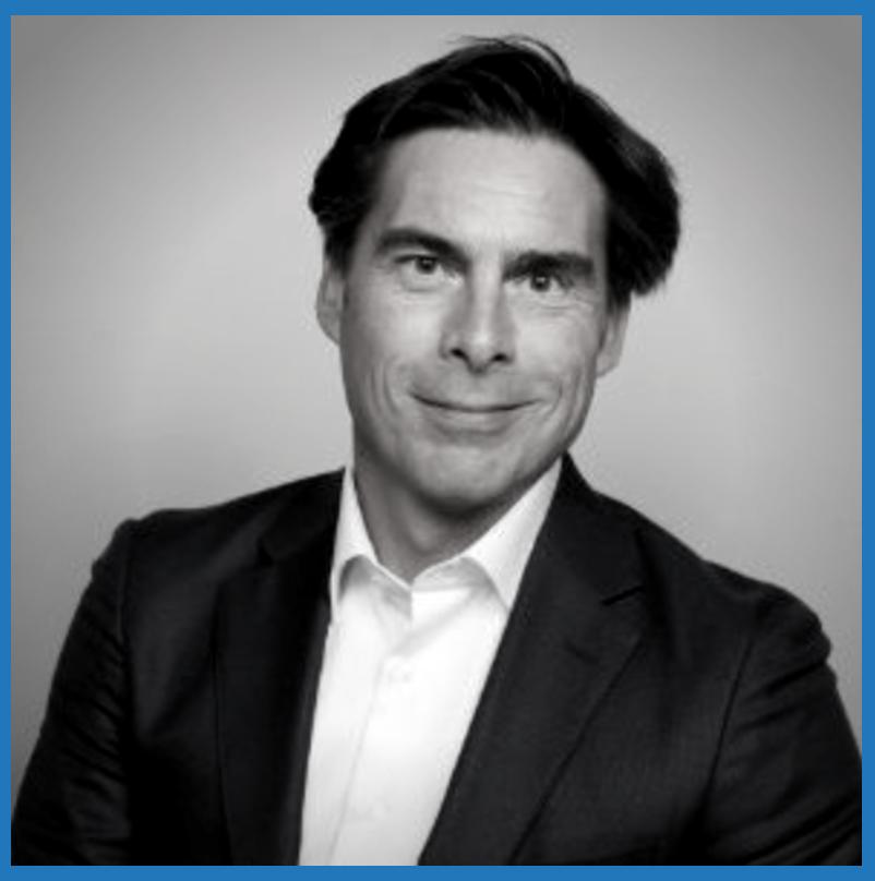 Raymond Hüner, LinkedIn