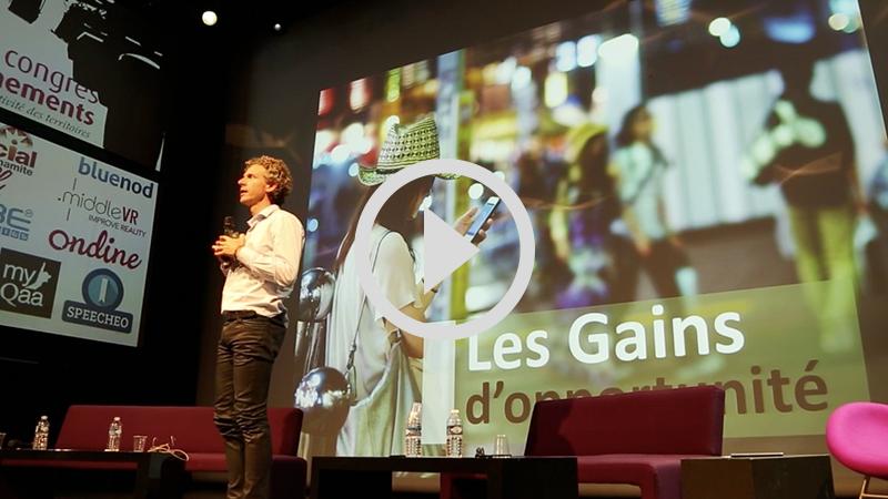 """Keynote conclusive  """"La révolution digitale""""  par G. Babinet"""