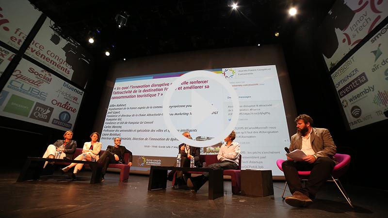 """""""En quoi l'innovation disruptive peut-elle renforcer l'attractivité"""