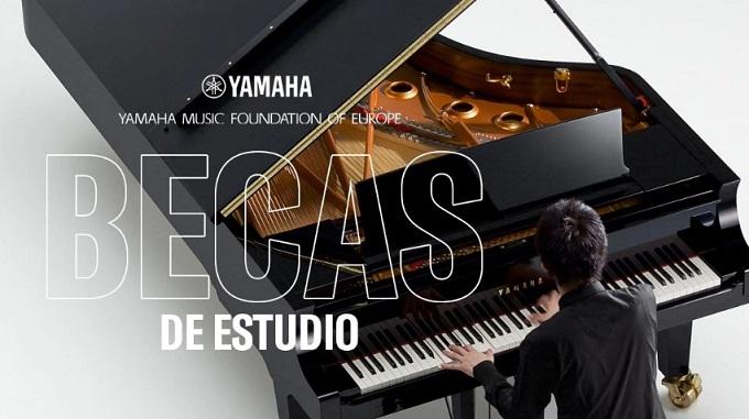 yamaha  Abierto el plazo para la presentación de la candidatura a la beca Yamaha Music Foundation of Europe