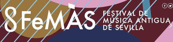 festival de musica antigua de sevilla  FeMÀS complementa su programación musical con presentaciones y conferencias