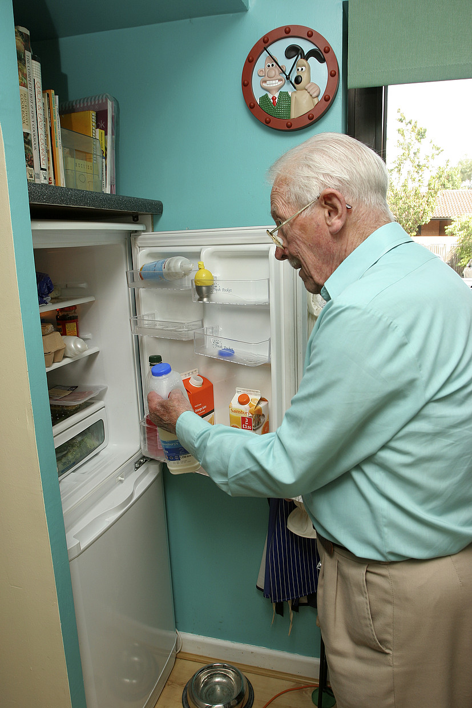 elderly person photo