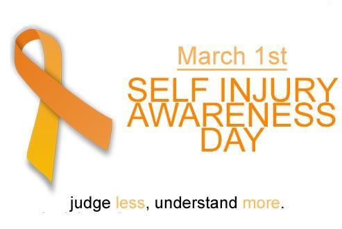 Self Injury Awareness Day