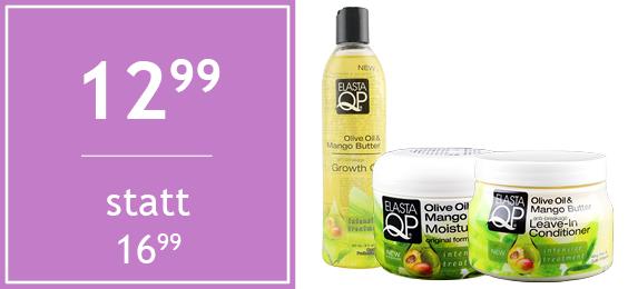 Haarpflege-Produkte von Elasta QP reduziert