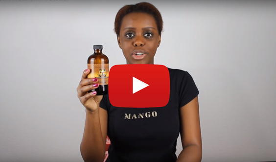 Video-Tutorial: Hot Oil Treatment einfach selber machen.