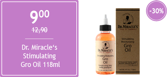 Dr. Miracle's Gro Oil