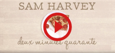 Sam Harvey - Deux minutes quarante