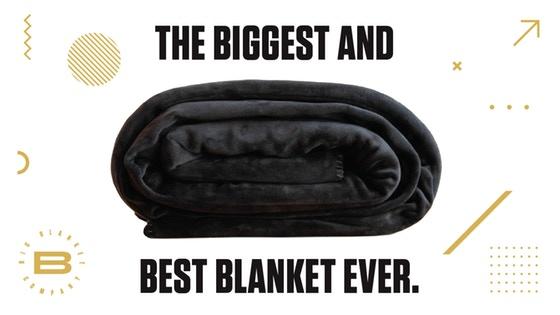 Big Blanket Co: The Biggest, Best Blanket Ever