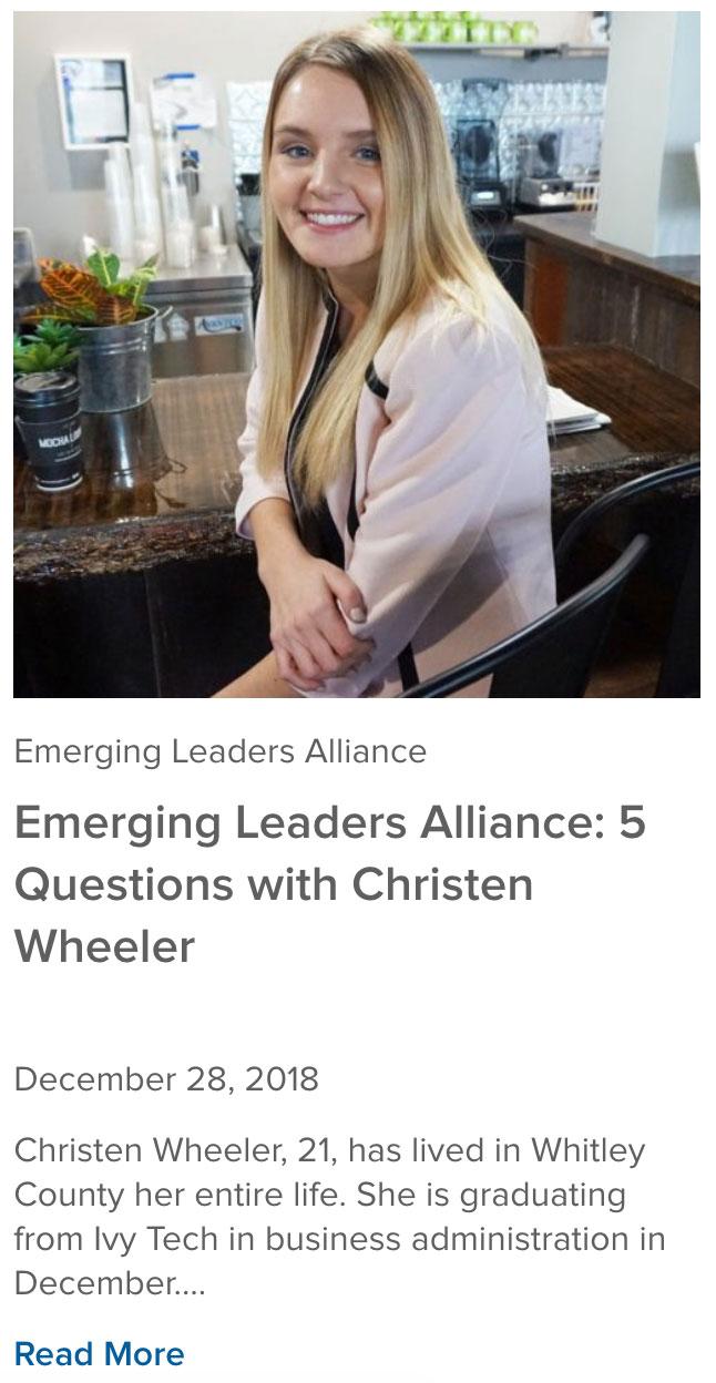 ELA Christen Wheeler