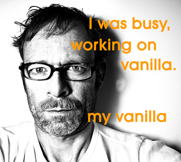I was busy, working on vanilla.