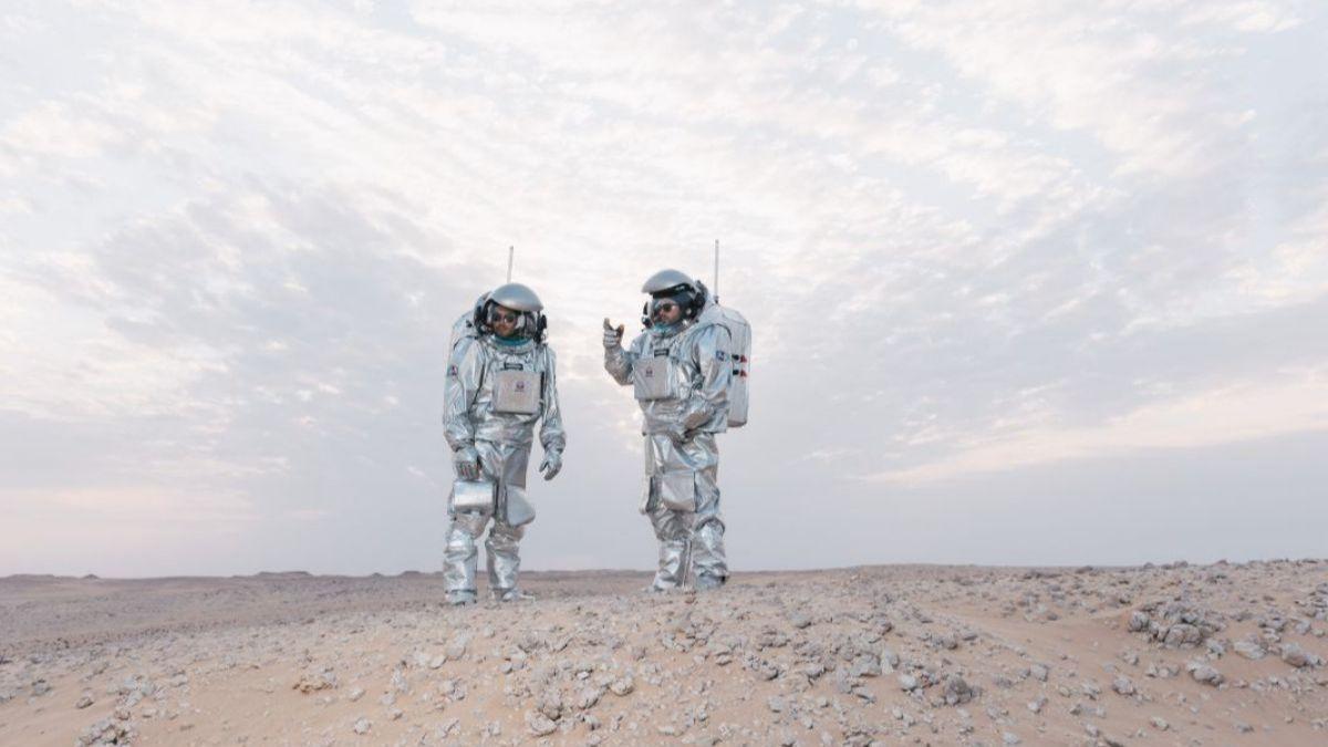 AMADEE-18 Mars Simulation (c) ÖWF (Florian Voggeneder)