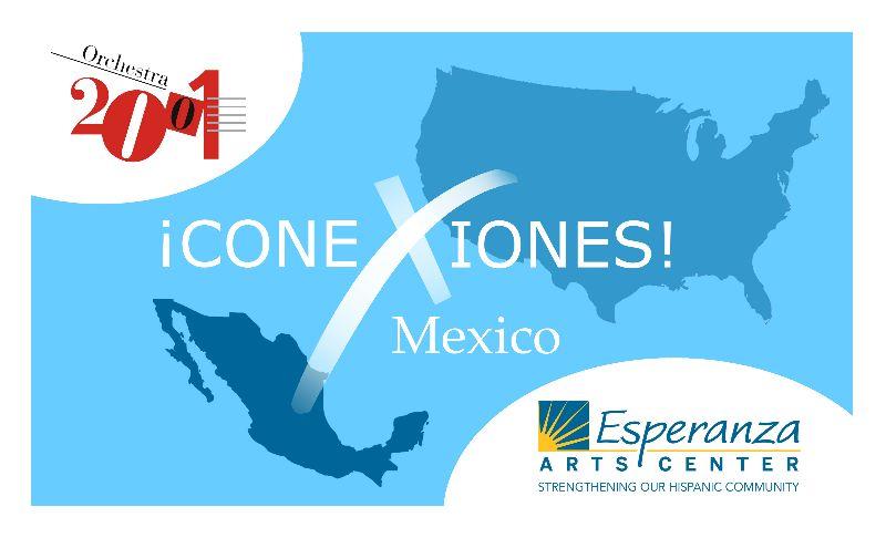 Conexiones Mexico image with logos