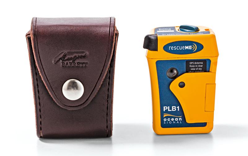 rescueME PLB1 Personal Locator Beacon & Pouch