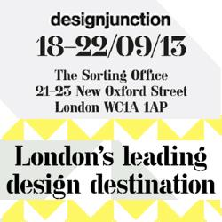 Designjunction show 18-22 September