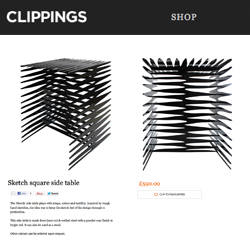 Clippings Kreisdesign shop
