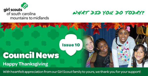 Girl Scouts of South Carolina - Mountains to Midlands