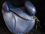 Torsion treeless saddle - Bora