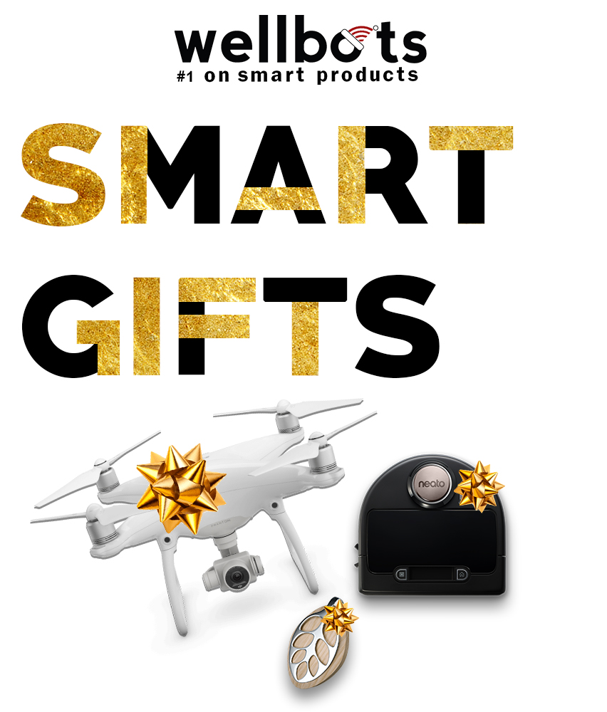 Discover our selection of the perfect 10 Xmas tech gifts.