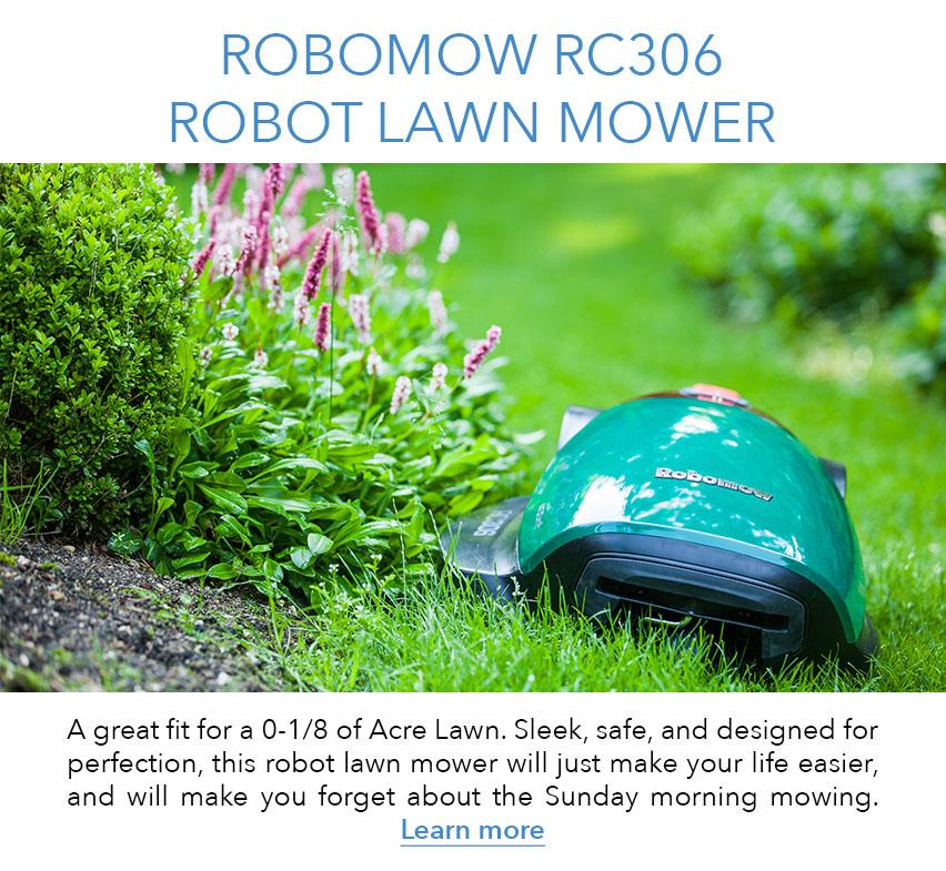Discover Robomow RC306