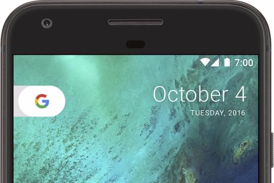 Goggle Pixel Phone