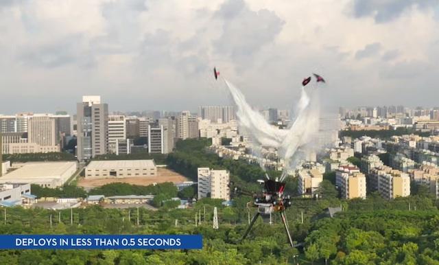 DJI DropSafe Parachute