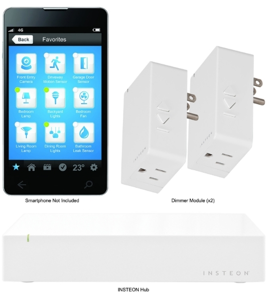 INSTEON Automated Home Starter Kit