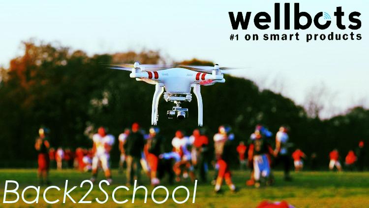 Wellbots Back2School