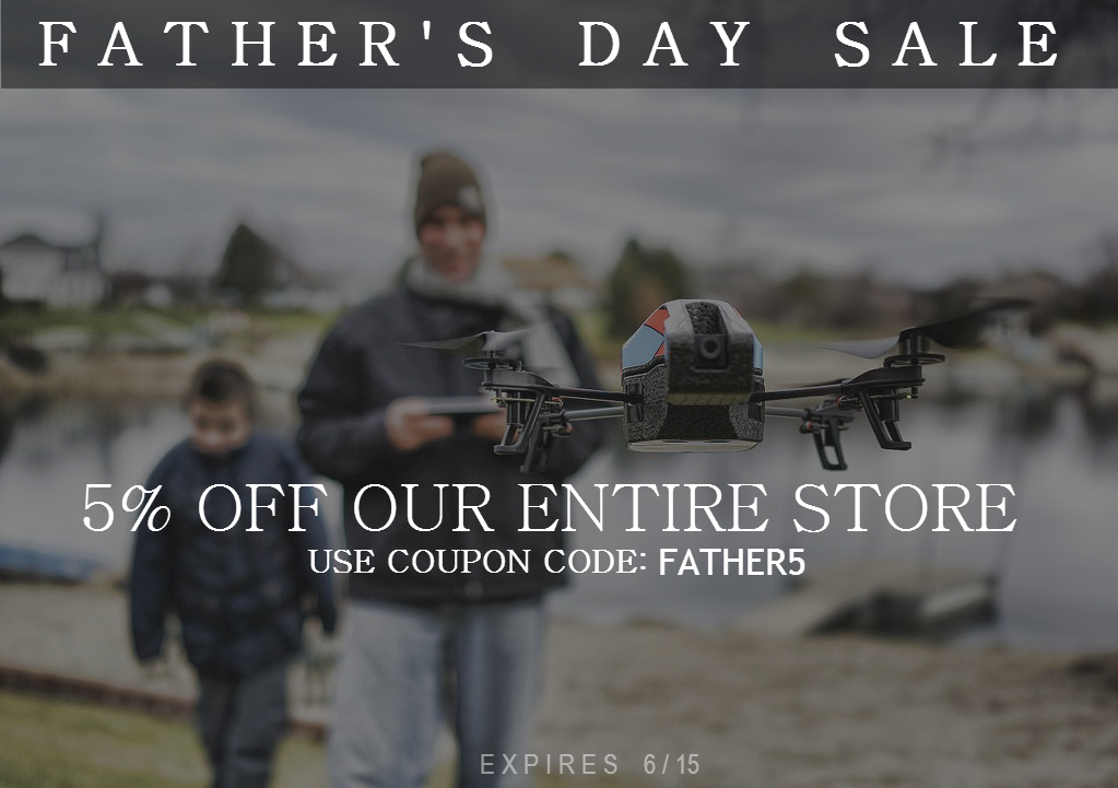 WellBots - Father's Day Sale