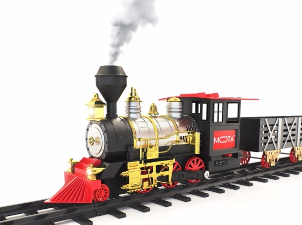 Mota Holiday Train