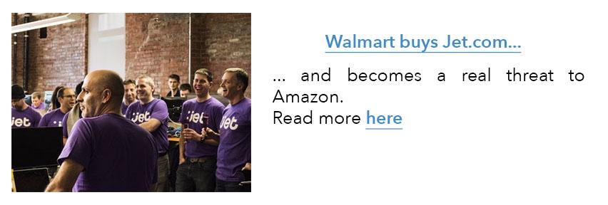 Walmart buys Jet.com