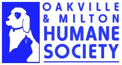 Oakville & MIlton Humane Society Logo