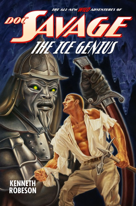Doc Savage: The Ice Genius