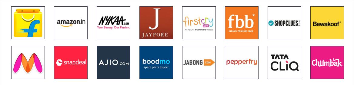 Meilleures boutiques en ligne indiennes expédition internationale