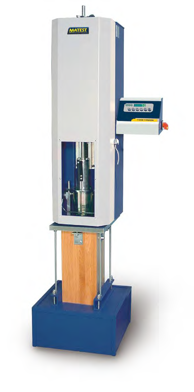 Compactor automat Marhsall
