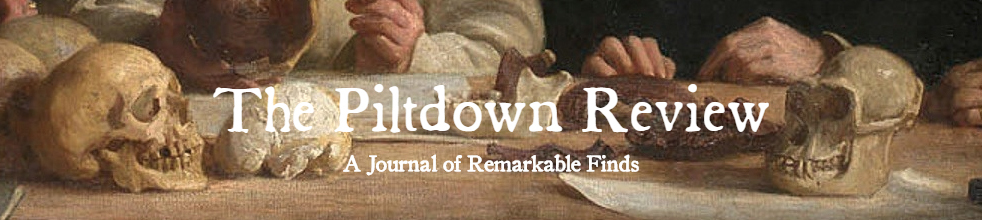 The Piltdown Review